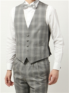 <FORMAL>SUPER120's ジレ≪Fabric by CANONICO≫